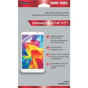Fellowes WriteRight screen protector Max Protection for Galaxy TAB4 7IN