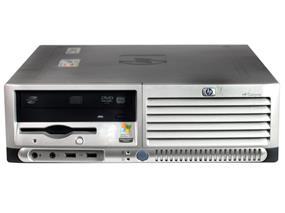 HP Compaq 7100 MT MARS (Refurbished) Desktop, Intel CORE i3-530 2.93Ghz, 4G DDR3, 500G HDD, Windows 7 Home