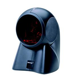 Honeywell Orbit MS7120 (MK7120-31A38) Omnidirectional Laser Bar Code Scanner, Black/with 9.2' USB Cable & mounting plate
