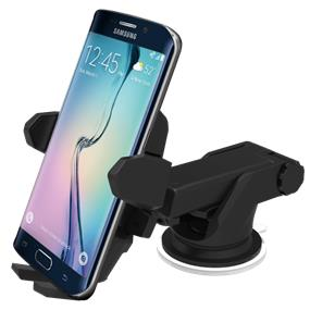 iOttie HLCRIO132 Wireless Universal Car Mount Charger Blk