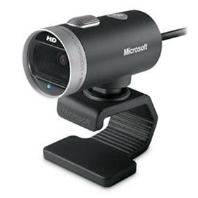 Microsoft LifeCam Cinema for Bsnss Win USB Port NSC Euro/APAC Hdwr For Bsnss 60 Hz (6CH-00001)