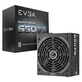 EVGA SuperNOVA 650 P2 650W 80PLUS Platinum Fully Modular Power Supply