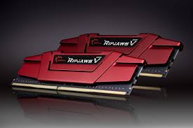 G.SKILL Ripjaws V Series 32GB (2x16GB) DDR4 DRAM 3200MHz C14 Memory Dual Channel Kit(F4-3200C14D-32GVR)