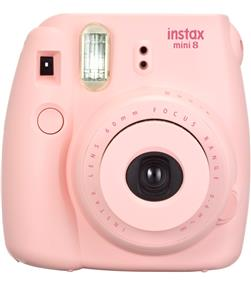 Fujifilm instax mini 8 - Instant Film Camera (Pink/Open Box)
