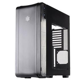 SilverStone Fortress Series SST-FT04B-W Black Window Full Tower Case