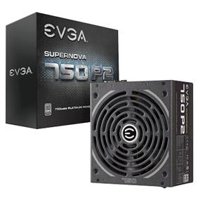 EVGA SuperNOVA 750 P2 750W 80PLUS Platinum Fully Modular Power Supply