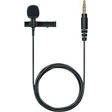 Shure MVL - Omnidirectional Condenser Lavalier Microphone