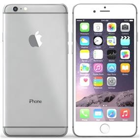 "Apple iPhone 6 - 4.7"" Unlocked Smartphone - Silver (Recertified - Good Condition)"