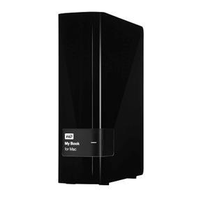 WD 8TB  My Book for Mac Desktop External Hard Drive - USB 3.0 - WDBYCC0080HBK-NESN