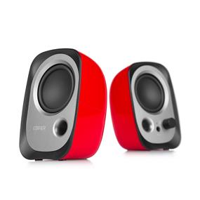 Edifier R12U - 2.0 USB Powered Speakers - Red