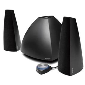 Edifier E3350BT Prisma 2.1 Bluetooth speaker  (Black)