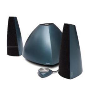 Edifier E3350BT Prisma 2.1 Bluetooth speaker  (Blue)