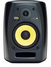 "KRK VXT8 - 180W 8"" Two-Way Active Studio Monitor (Single) ABS (Acrylonitrile Butadiene Styrene) Foam Enclosure"
