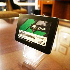Mushkin Triactor 480GB 2.5'' SATA III Internal Solid State Drive, Read:560MB/s, Write:515MB/s (MKNSSDTR480GB)