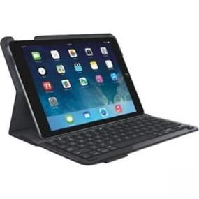 Logitech Type+ Keyboard/Cover Case for iPad Air 2 - Black 920-006912