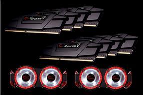 G.SKILL Ripjaws V Series 128GB (8x16GB) DDR4 DRAM 3000MHz C14 Memory Quad Channel Kit(F4-3000C14Q2-128GVKD)