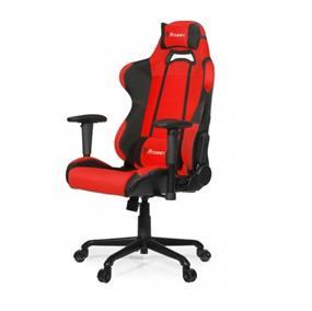 Arozzi Furniture TORRETTA-RD Gaming Chair Ergonomic Design Torretta Red