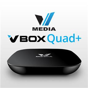 VMedia VBOX Quad+ Core Media Player