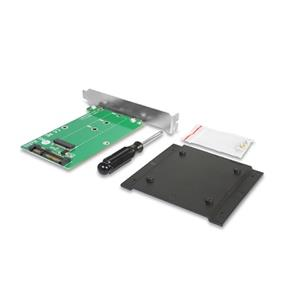 Vantec Multi-size Dual M.2 to Two SATA III Port Converter Kit Solid State Drive(UGT-M2ST220)