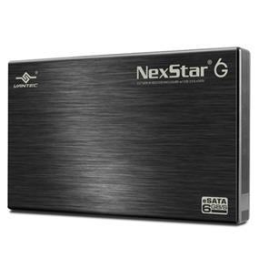 """Vantec NexStar 6G 2.5"""" SATA 6Gb/s to USB 3.0/eSATA HDD Enclosure  (NST-266SU3-BK)"""