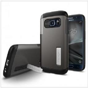 Spigen Slim Armor Case for Samsung Galaxy S7  Gunmetal