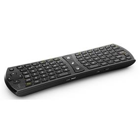 Rii Mini i24 Wireless Airmouse with QWERTY Keyboard