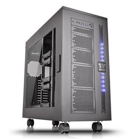 Thermaltake Core W100 XL-ATX Dismantlable Modular Design Black Window Super Tower Chassis (CA-1F2-00F1WN-00)