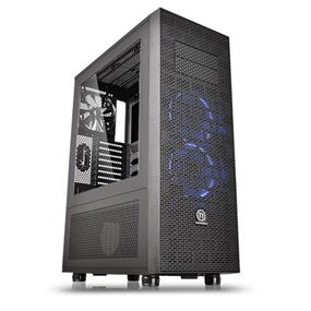 Thermaltake Core X71 ATX Black Window Full Tower Chassis (CA-1F8-00M1WN-00)