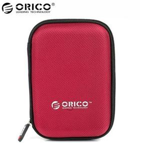 "ORICO (PHD-25) - Hard Disk Drive Protection Box 2.5"" - Red"