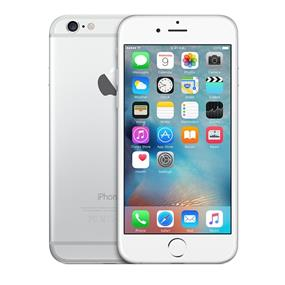 "Apple iPhone 6s - 4.7"" Unlocked Smartphone - Silver (Recertified - Good Condition)"