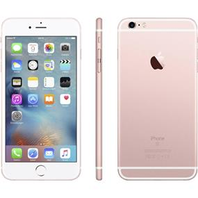 "Apple iPhone 6s - 4.7"" Unlocked Smartphone - Rose Gold (Recertified - Good Condition)"