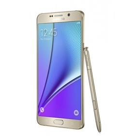 "Samsung Galaxy Note 5 - 5.7"" Unlocked Smartphone - Gold (Recertified - Good Condition)"