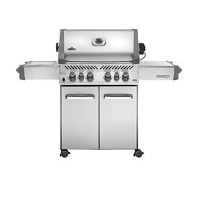 Napoleon P500RSIBPSS-1 - Prestige 500 Stainless Steel 6 Burner Gas Grill