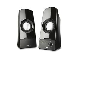 Cyber Acoustics CA-2050 - Speaker System 2pc
