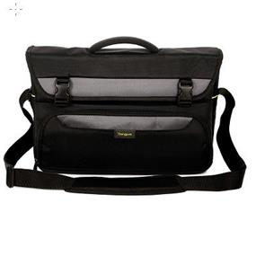 "Targus Messenger 15-17"" City Gear Laptop Case - Blk/ Yel"