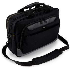 "Targus Topload 14"" City Gear Laptop Case - Blk/ Yel"