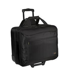 """Targus Roller 17"""" CityGear Laptop Case - Blk/ Yel"""