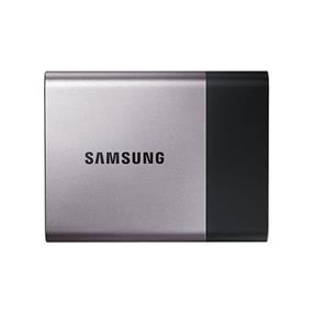 Samsung T3 Portable SSD 1TB USB 3.1  (MU-PT1T0B/AM)