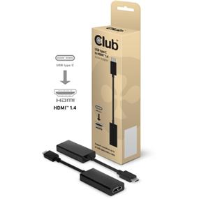 Club 3D USB 3.1 Type C to HDMI 1.4a 3D Active Adapter (CAC-1501)