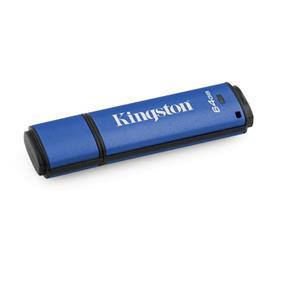 Kingston 64GB USB 3.0 DTVP30 256bit AES FIPS 197 (Management Ready)