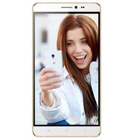 "SKY 6.0+ (Platinum)  - 6"" Unlocked Dual SIM Smartphone - Gold"