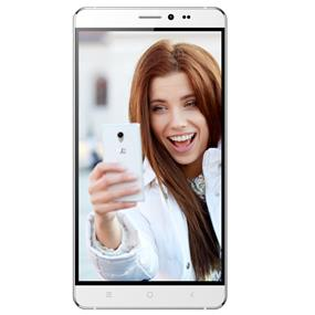 "SKY 6.0+ (Platinum)  - 6"" Unlocked Dual SIM Smartphone - Silver"