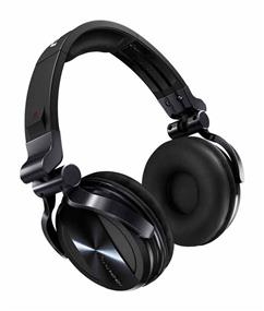 Pioneer DJ HDJ-1500, Professional DJ Headphones (Black)