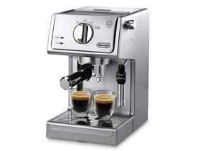 DeLonghi ECP 36.30 - Pump Espresso - Steel