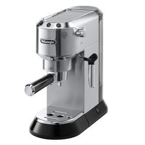 DeLonghi EC680M - Dedica Metal 15 Pump Espresso Maker