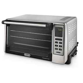 DeLonghi DO2058 - Convection Oven with Digital Control - Black