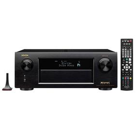 Denon 9.2 Channel 4K Receiver with Bluetooth and WiFi