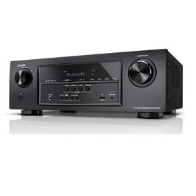 Denon AVRS510BT 5.2 Channel Full 4K Ultra HD A/V Receiver with Bluetooth and Wi-Fi