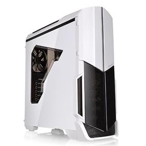 Thermaltake Versa N21 Window Snow Edition Mid Tower Chassis (CA-1D9-00M6WN-00)