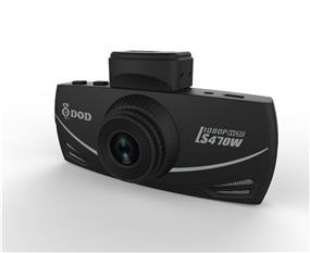 DOD LS470W Full HD 1080p Dash Camera with Sony Exmor Sensor